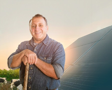 Solar Rooftop Farm payment plans are available