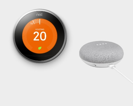 Nest and Google Home Mini Offer
