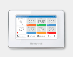 Honeywell Evohome photo
