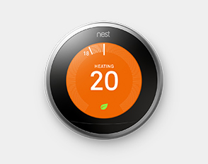 Nest Thermostat photo